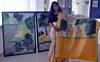 Kangra paintings to adorn sarees
