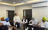Dalit MLAs flag scholarship scam at meet with PCC chief Navjot Sidhu