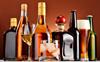 Lahan destroyed, liquor seized