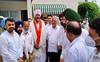 FM Manpreet Badal holds closed-door meeting with Punjab Speaker Rana KP Singh