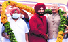 Will work as a team, say Navjot Singh Sidhu, Capt Amarinder Singh