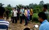 Dharamsala: Slum dwellers' settlement at Sarah village opposed