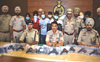 Hoshiarpur: Interstate arms smuggling racket busted; five arrested