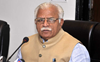 Haryana CM Khattar: Will implement NEP, bring dropout rate to zero by '25