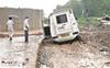 Water enters Panchkula houses