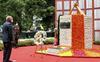 President Kovind pays homage  to Kargil bravehearts