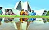 Art exhibition at Punjabi University