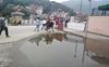 Mandi: Faulty drainage bane of commuters