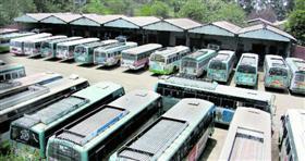 Punjab Roadways, PRTC contract staff suspend work