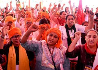Farmers' protest: Spotlight on gender equality at Delhi sites