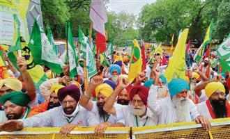 This agitation is not just about farmers now