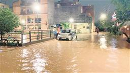 Khuda Lahora residents in deep waters