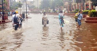 Hour-long rain exposes preparedness