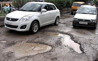 Commuters: Why should we pay taxes for bad roads?