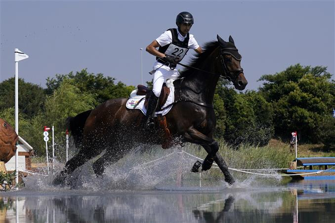 Tokyo Olympics: Indian equestrian Mirza finishes 23rd in individual eventing