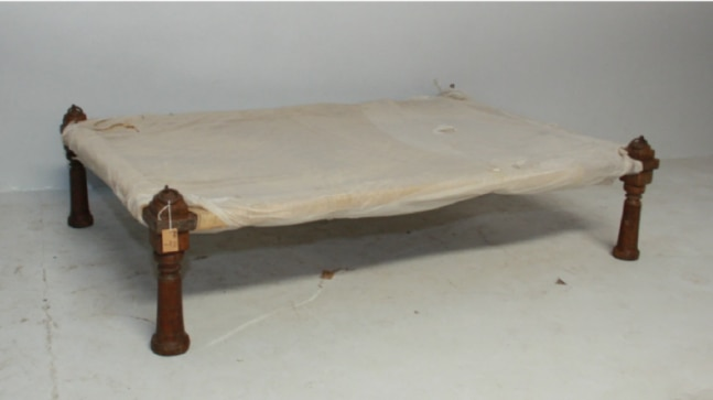 New Zealand website sells 'charpai' as 'Vintage Indian Daybed' for Rs 41,000