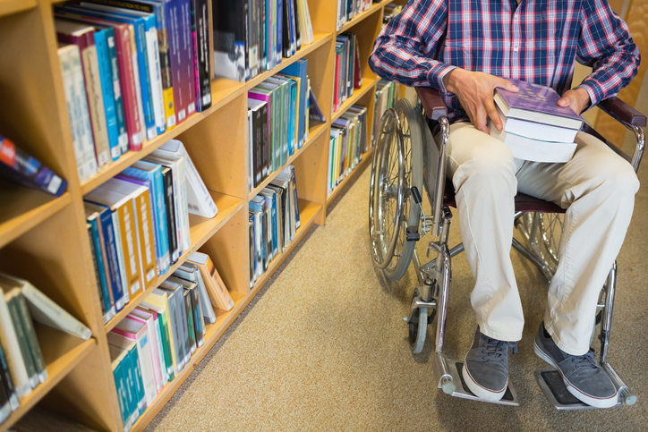 Morale of differently-abled DU students high despite Covid
