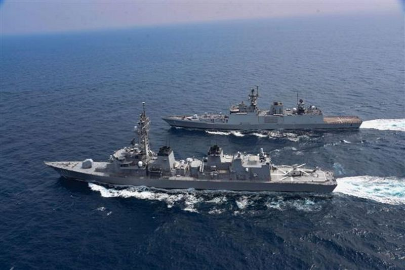 Four-day Malabar naval exercise to begin on August 26