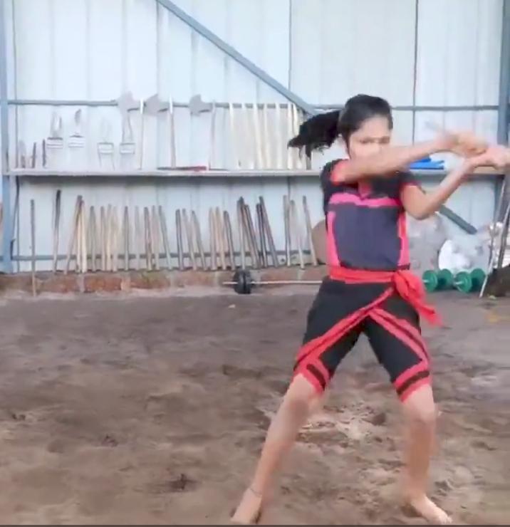 Anand Mahindra shares impressive video of child practising Kerala martial art 'Kalaripayattu'