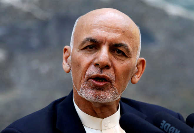 'Ghani Baba fled with his crooks and screwed up, his legacy is a stain': Deleted tweet of Afghan Embassy