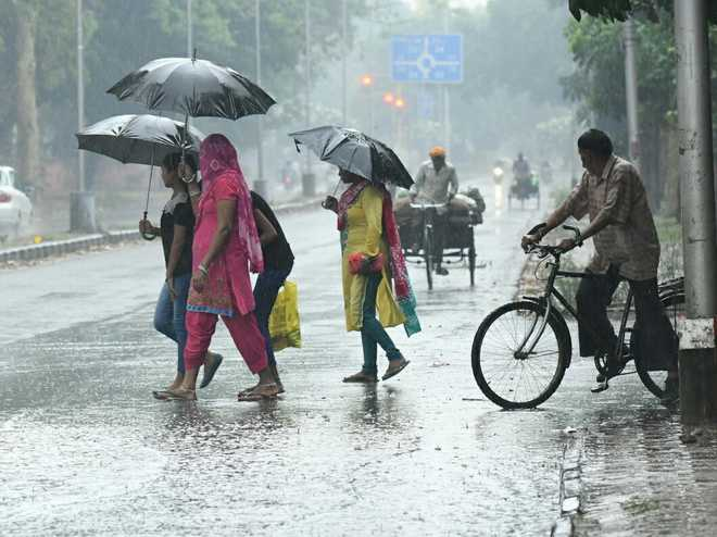 Rain during second half of monsoon season is expected to be higher than normal