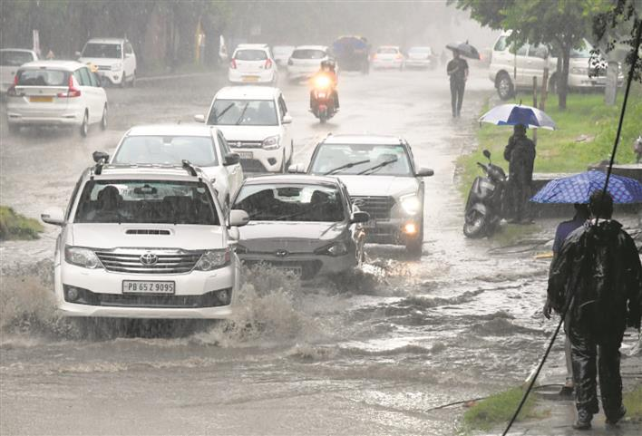 Chandigarh sees coldest Aug day in 3 years