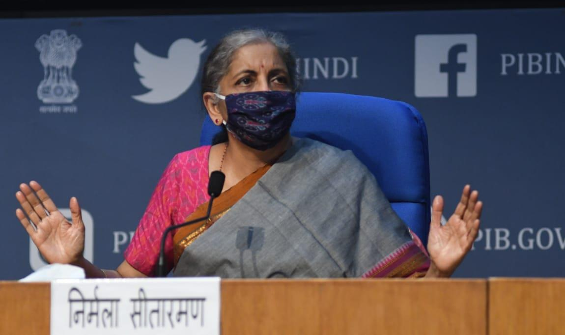 Finance Minister Sitharaman summons Infosys CEO as income tax portal goes dark