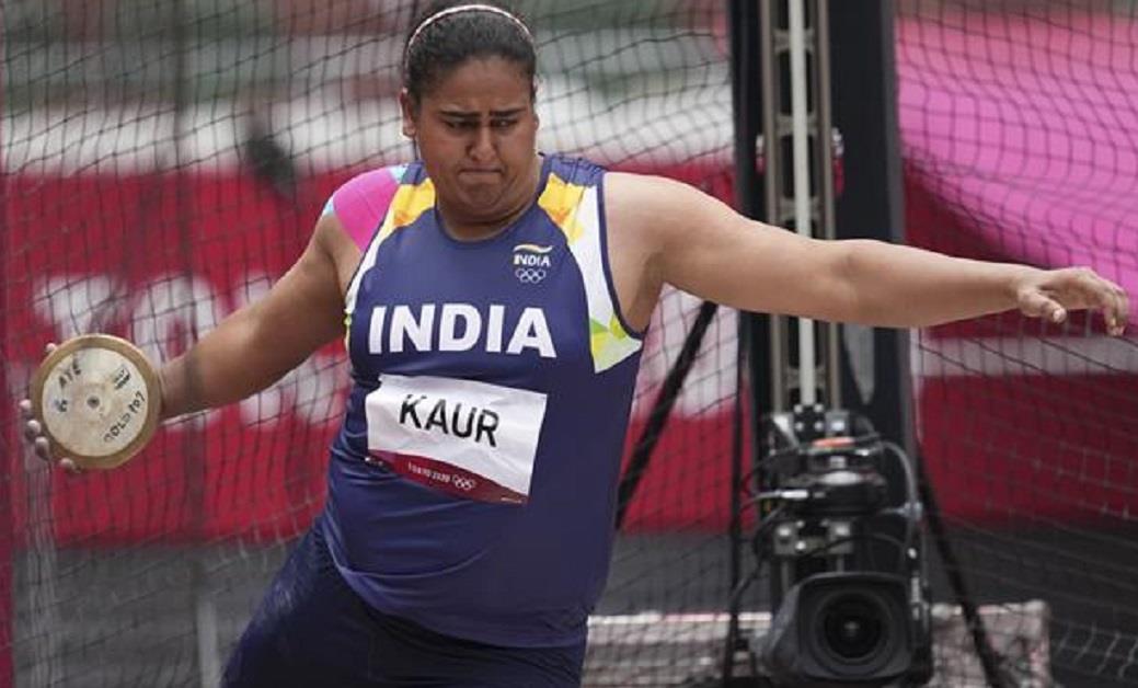 Tokyo Olympics: Discus thrower Kamalpreet Kaur finishes creditable 6th in Olympics