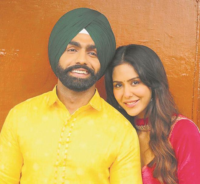 As Punjabi film Puaada releases in cinema halls, Ammy Virk and Sonam Bajwa talk about their journey
