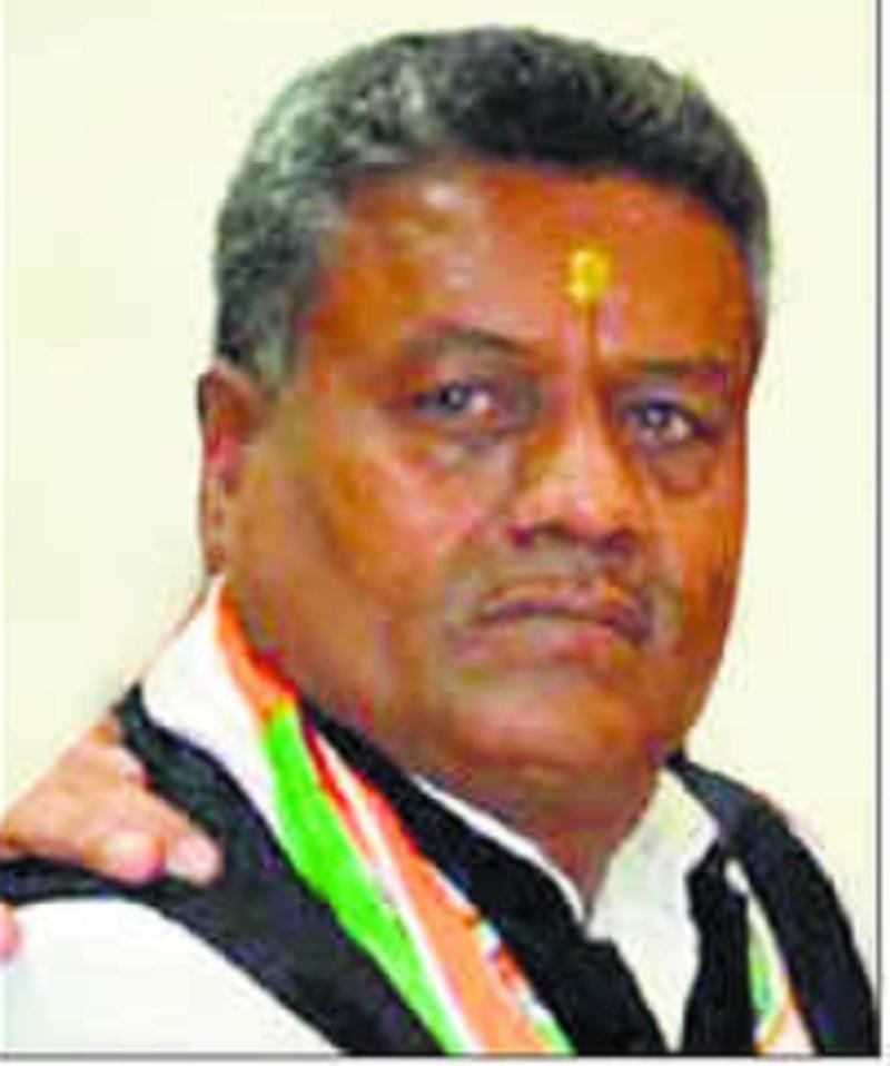 Punsup vice-chairman Krishan Chand Budhu sacked