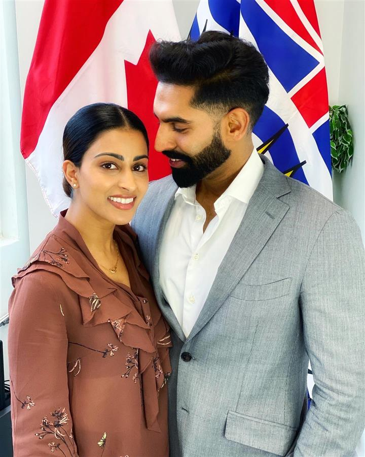 Punjabi singer Parmish Verma takes to Instagram to congratulate his 'better half'; read to know why