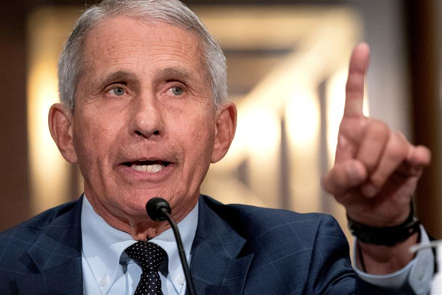 Fauci says more 'pain and suffering' still ahead for US