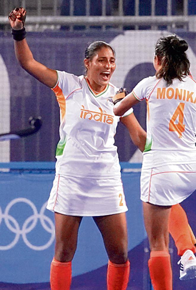 2 goals in 2 matches, Ajnala's Gurjit Kaur shines at Olympics