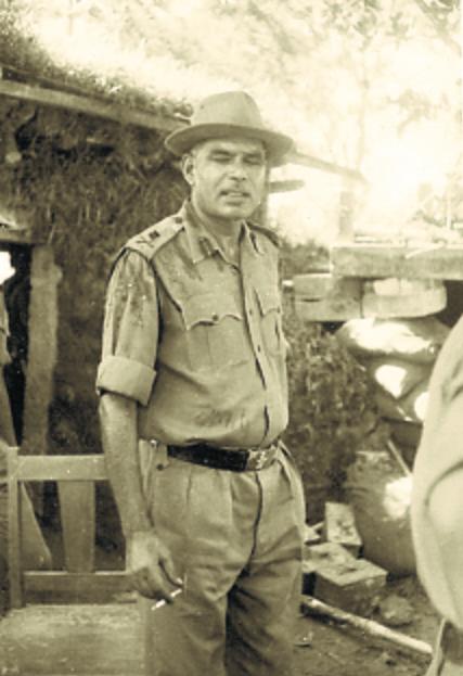 The visionary warrior Sagat Singh
