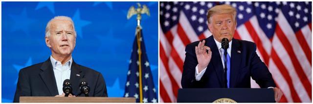 Donald Trump slams President Joe Biden; accuses of failing Afghan policy