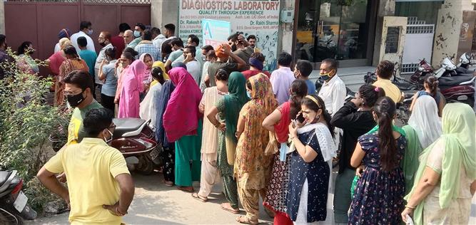 Covid: One more death, 38 new cases in Punjab