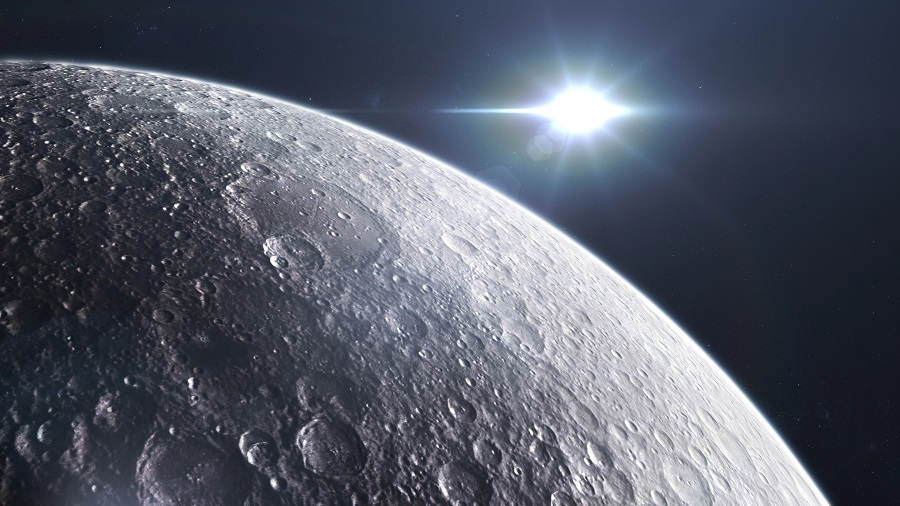Chandrayaan-2 confirms presence of water molecules on the Moon