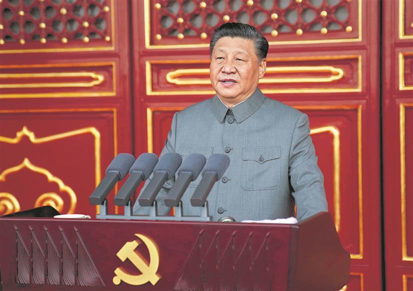Xi Jinping's Tibet visit militarily significant