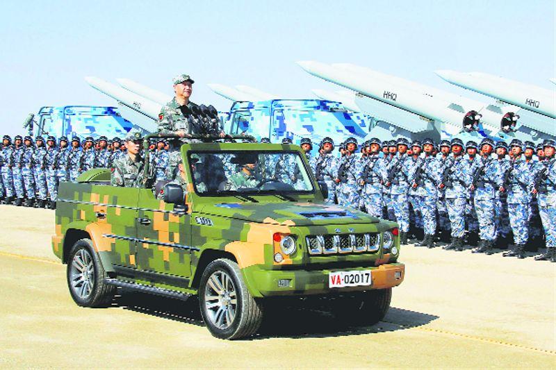 Xi Jinping's visit to Tibet