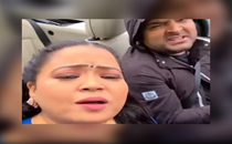 Here's how Kapil Sharma and Bharti Singh scared a fan away; she yells, 'kahaan bhaag rahi ho'; watch viral clip