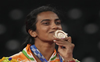 Anand Mahindra responds to Twitter user demanding Thar for PV Sindhu after winning Olympics bronze