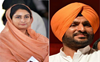 Harsimrat Badal, Ravneet Bittu on camera in ugly spat outside Parliament, accuse each other of cheating farmers