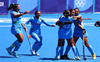 India lead 3-2 in women's Hockey bronze medal match