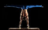 How gymnastics evolved from 'exercising naked'