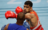 Gutsy Satish Kumar's debut Olympics ends with loss to world champ Jalolov in quarterfinals