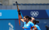 Woman Hockey Semifinal LIVE: India-Argentina 1-1