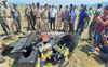 Army helicopter crashes into Ranjit Sagar Dam in Pathankot; both pilots missing