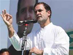 'Insult to martyrs', Rahul Gandhi slams govt's Jallianwala Bagh memorial revamp