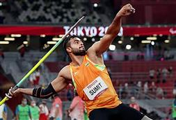 Paralympic gold medallist javelin thrower Sumit Antil now eyes 2024 Paris Olympics