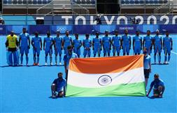 'India is proud of its players', encouraging words to cheer hockey team after heartbreak